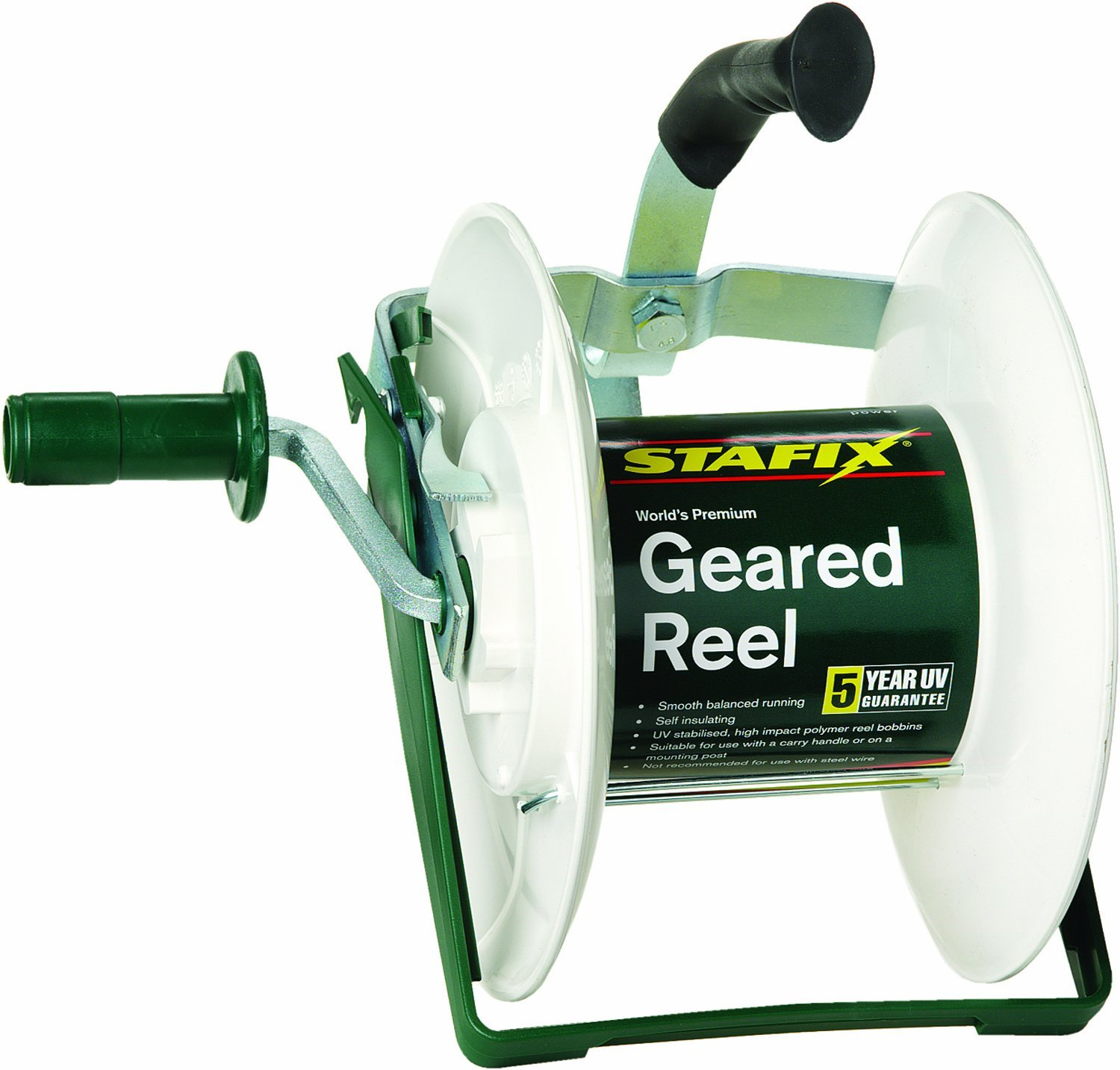 Stafix Geared Reel Horizon Livestock Amp Poultry Supply